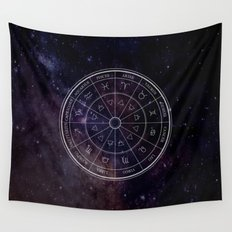 astrology Wall Tapestry
