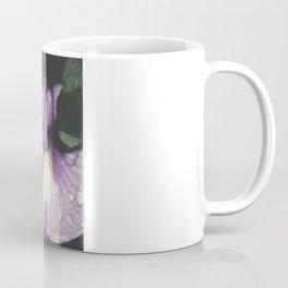 Nostalgic Purple Coffee Mug