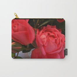 Pink Roses WC Carry-All Pouch