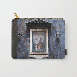 Sicilian Facade of CATANIA Carry-All Pouch
