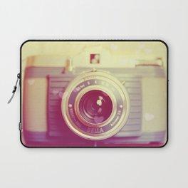 Vintage Camera Love: Bilora Bella! Laptop Sleeve