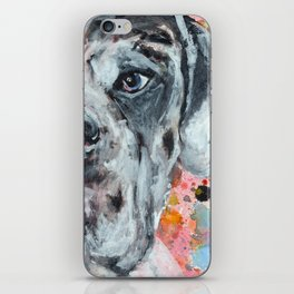 Harle Great Dane iPhone Skin