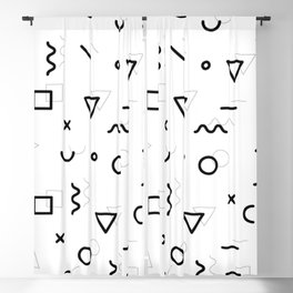 PLaystation  buttons Blackout Curtain