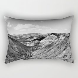 Boney Trail 3 Rectangular Pillow
