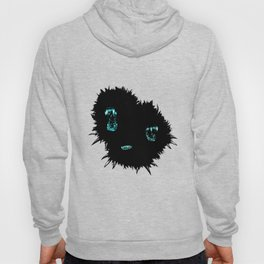 Attack the block (white version) Hoody