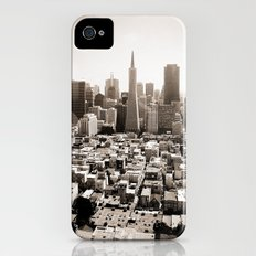 The View from Coit iPhone (4, 4s) Slim Case