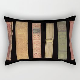 Get some spine... Rectangular Pillow