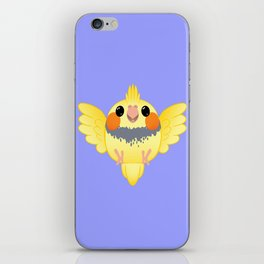 Cockatiel Birb Baby – v03 iPhone Skin