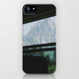 Hallstatt II iPhone Case