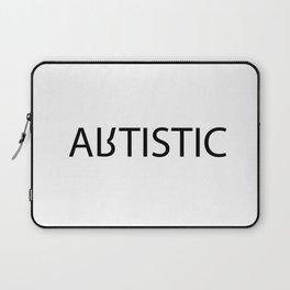 artistic/autistic Laptop Sleeve