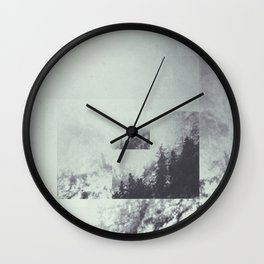 Fractions A59 Wall Clock