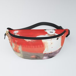 SquaRed: Face Off Fanny Pack