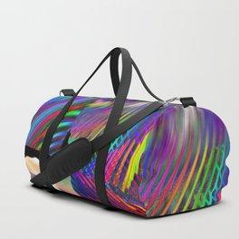 Rainbow Strate Duffle Bag