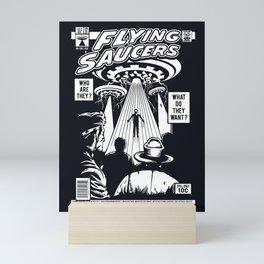 UFO Mini Art Print