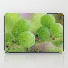 Green Grapes iPad Case