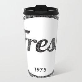 Fresh Metal Travel Mug