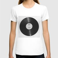 record T-shirts featuring Record by RMK Photography