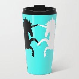Duel-I-Corns Travel Mug