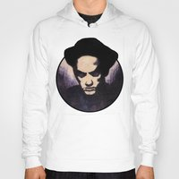 religion Hoodies featuring Losing My Religion by Rouble Rust