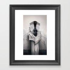 Cloth Architect Framed Art Print