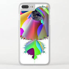 Retrocausality 1.1 Clear iPhone Case
