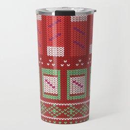 histology christmas Travel Mug