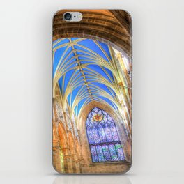 The Cathedral Atmosphere iPhone Skin