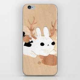 Wolpertinger iPhone Skin