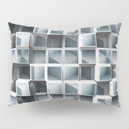 Cubes Within Cubes Pillow Sham