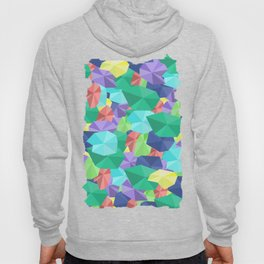 Jewel pattern rework Hoody