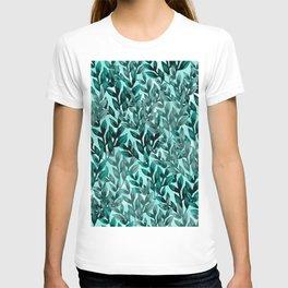 Leaf pattern II T-shirt