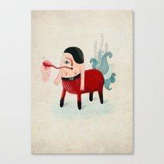 Cenatur Canvas Print