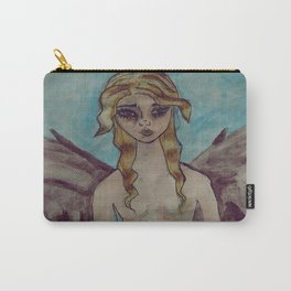 Angel of the truth Carry-All Pouch