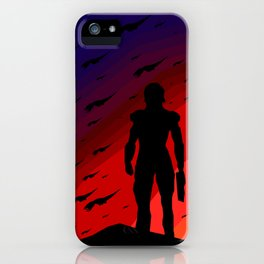 Darken the Sky iPhone Case