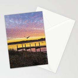 Sunset Impressions Stationery Cards