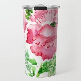Ruffled Bloomers Travel Mug