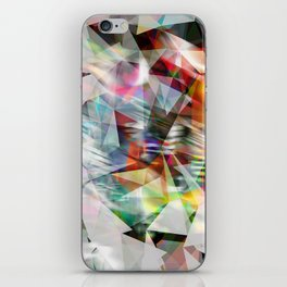 crystalline iPhone Skin
