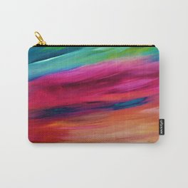 ROSY SKY Carry-All Pouch