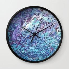 Iquique Wall Clock