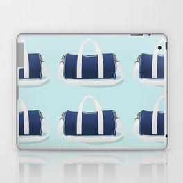 Gym Bag Pattern Laptop & iPad Skin
