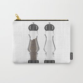 Glass Salt And Pepper Carry-All Pouch