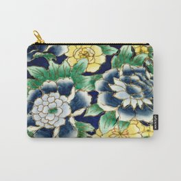 flowers and flowers Carry-All Pouch