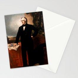 Millard Fillmore Stationery Cards