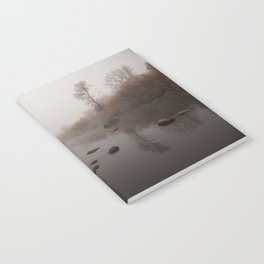 Clear Creek Fog Notebook
