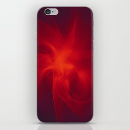 Flames Within iPhone Skin