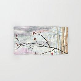 Winter Berries Hand & Bath Towel