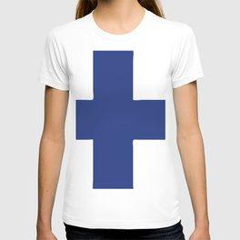 Finland flag emblem T-shirt