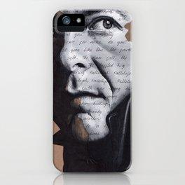 Hallelujah iPhone Case
