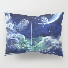 The Doctor Dreaming Of Fishing Pillow Sham