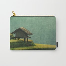 CHINA Travel Poster Vintage Style Carry-All Pouch